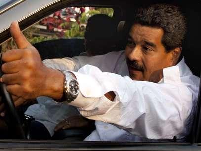 Fue chofer de autobús y se desempeñó como líder sindical del servicio de trenes de la capital venezolana. Foto: AP