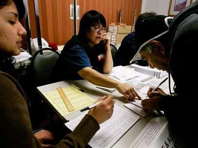 """Los senadores proponen un estatuto de """"inmigrante registrado provisional"""" (RPI) para los más de once millones de inmigrantes que las autoridades creen que viven en el país. Foto: AFP"""