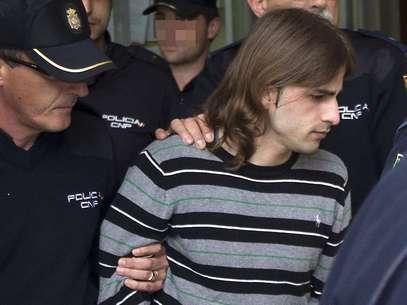 Carcaño llevado ante el Juez de Sevilla Foto: EFE en español