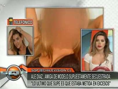 La ex 'Mundos opuestos' habló en 'SQP'. Foto: Reproducción.