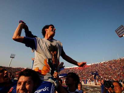 Diego Rivarola apuesta por triunfo de la U ante Colo Colo. Foto: Agencia Uno
