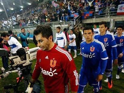 La U será uno de los cuatro equipos chilenos en el torneo. Foto: Agencia Uno