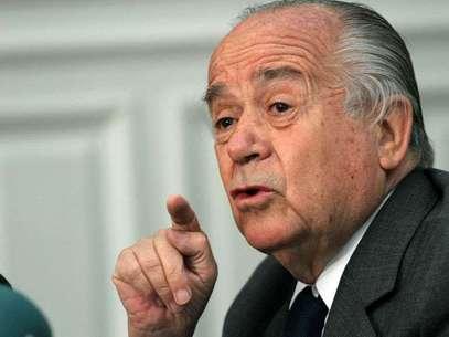 Andrés Zaldívar Foto: UPI
