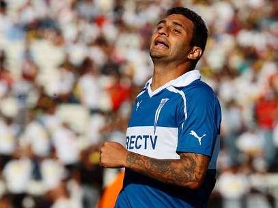 Bueno, quien sería titular, dijo que su deseo es irse a Liga. Foto: Agencia UNO