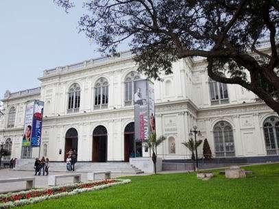Museo de Arte de Lima. Foto: MALI