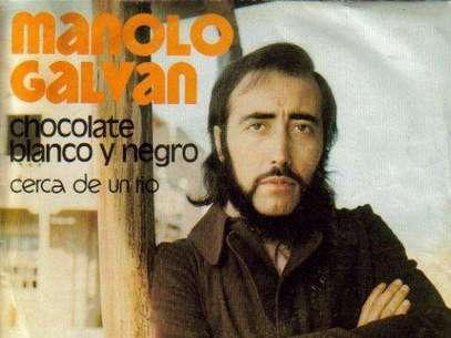 Manolo Galván Foto: Web
