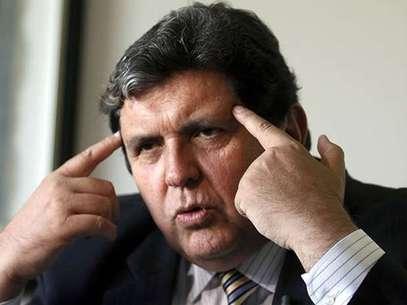 Alan García. Foto: EFE en español