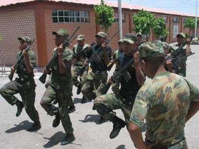 Servicio Militar Foto: Difusión