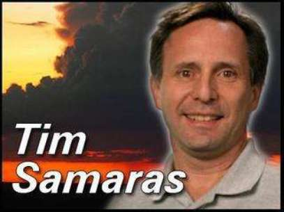 """Tim Samaras, el conocido """"cazador de tornados"""". Foto: Terra"""