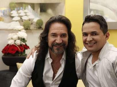 'Y ahora te vas', de la autoría de Marco Antonio Solís, hace parte del primer álbum de duetos del artista colombiano Jorge Celedon que saldrá próximamente al mercado. Foto: Oficial.
