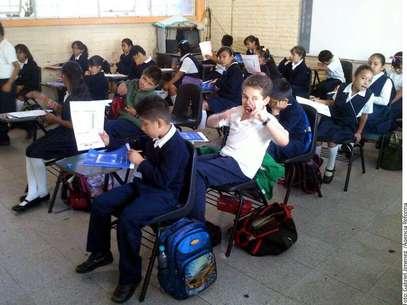 Niños reproducen prácticas del crimen organizado Foto: Archivo / Reforma