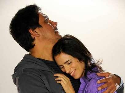 Pablo Macaya y Paz Bascuñán volverán con sus aventuras amorosas a las pantallas del 13. Foto: Gentileza Canal 13