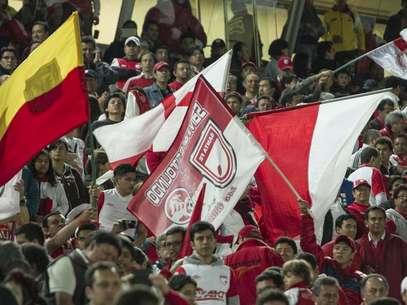 Santa Fe busca la final de la Liga. Foto: Terra