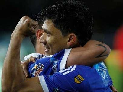 Montero volvió al gol. Foto: Terra