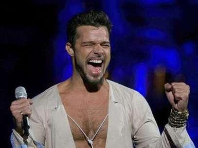 Ricky Martin estuvo el 2007 por última vez en el Festival de Viña del Mar. Foto: Reproducción