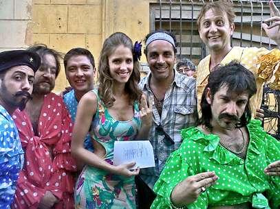 Martina Franz se une a la aventura de Humberto Busto, Andrés Almeida, Armando Hernández, Marius Biegai y Miguel Rodarte. Foto: Reforma