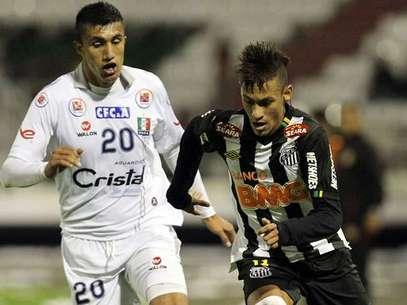 Mario González jugó con Once Caldas Copa Libertadores en 2011 y ahora podría ser refuerzo del Deportivo Cali Foto: Agencias