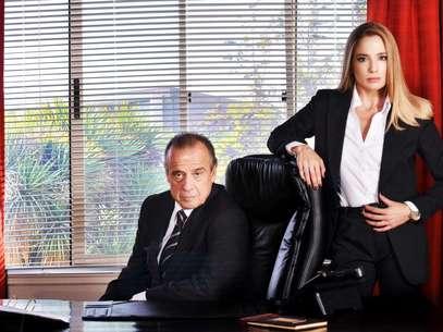 Este matrimonio se verá afectado por la aparición del papel de Patricia López. Foto: Gentileza TVN