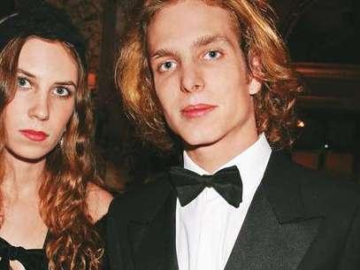 Andrea Casiraghi se casa con la colombiana Tatiana Santo Domingo Foto: Web