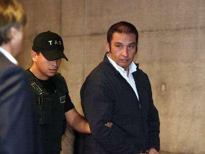 Enrique Orellana en imagen de juicio anterior Foto: UPI/Archivo