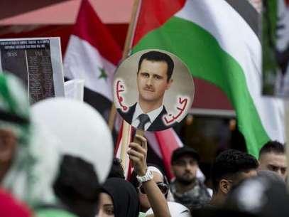 El presidente Sirio continúa exhortando a los EE.UU. y países aliados a desestimar los planes de ataque. Foto: AFP
