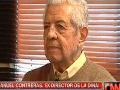 Manuel Contreras Foto: Reproducción / CNN Chile