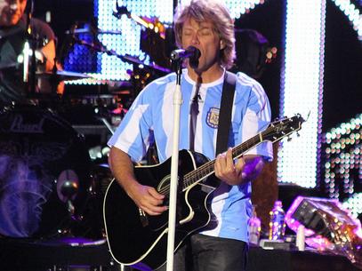Bon Jovi suspendió el show del domingo 15 de septiembre en el Estadio Unico de La Plata Foto: web