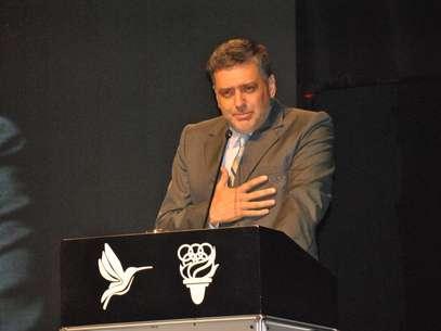 José Quiñones, presidente del Comité Olímpico Peruano (COP) Foto: ADO Perú