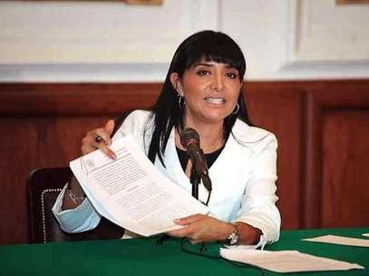 El Fideicomiso del Fondo de Apoyo a la Educación y al Empleo de Jóvenes fue creado en 2010 por la entonces diputada Alejandra Barrales. Foto: Reforma