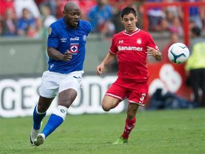 Cruz Azul y Toluca protagonizarán una eliminatoria muy disputada Foto: Mexsport