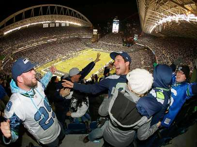 Seattle fans are looking to maintain their dominance in the '12th Man'. Foto: John Froschauer / AP