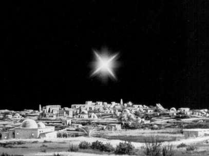 La Estrella de Belén guió a los pastores cuando corrían de noche hacia el encuentro con el Mesías. Foto: Getty Images