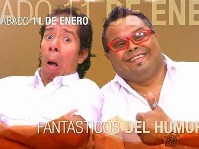 """Así promociona TVN a """"Los fantásticos del humor"""" en Tierra Amarilla. Foto: Facebook"""