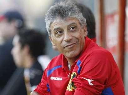 Héctor Pinto suena con fuerza para asumir el banco de Cobreloa. Foto: UPI