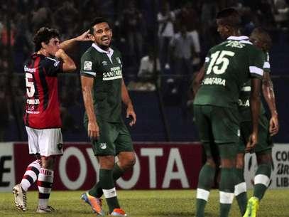 Cerro Porteño vs. Deportivo Cali Foto: AFP