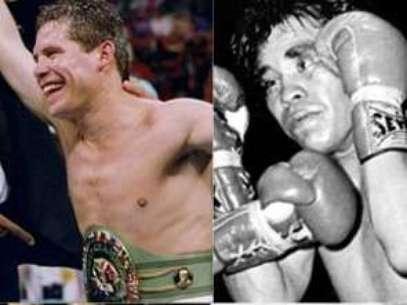 Grandes exponentes del boxeo en México Foto: Especial