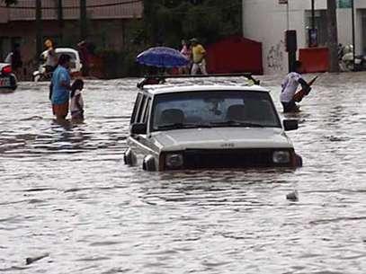 Guerrero ha sido el Estado más afectado por 'Manuel' que golpeó el Pacífico, mientras que 'Ingrid' tocó tierra en Tamaulipas. Foto: Reforma