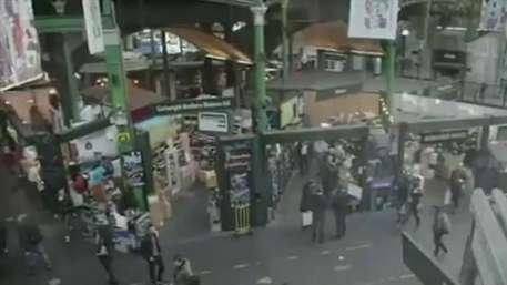 Mercado celebra mil anos como 'queridinho' de Londres Video: