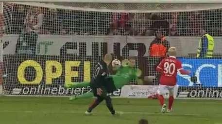 Veja os gols de Mainz 1 x 2 Bayern de Munique pelo Alemão Video:
