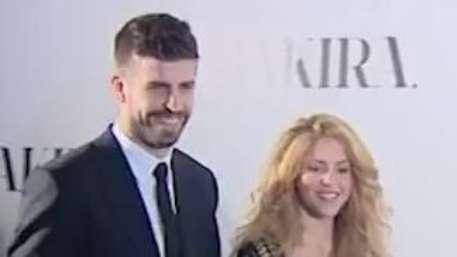 Nasce segundo filho de Shakira e Gérard Piqué Video: