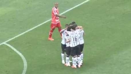 Paulista: veja os gols de Corinthians 3 x 0 Mogi Mirim Video: