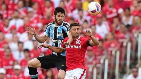 Gre-Nal: veja lances de Inter 0 x 0 Grêmio no Gaúcho Video: