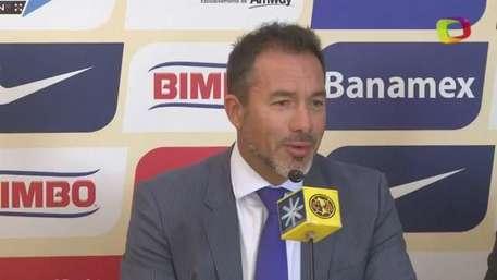 Gustavo Matosas habla sobre su polémica llegada al Club América Video: