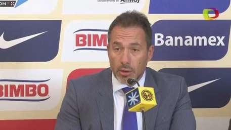 América presenta a Gustavo Matosas como técnico Video: