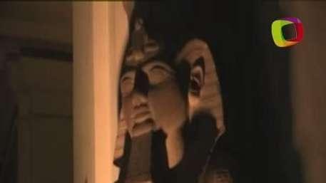El Museo Egipcio de El Cairo ilumina a sus faraones Video: