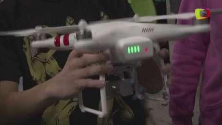 Drones: El regalo favorito para Navidad Video: