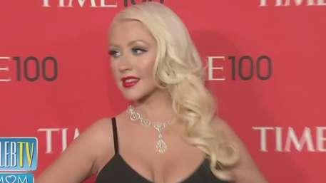 ¡Vean a la Pequeña Diva de Christina Aguilera! Video: