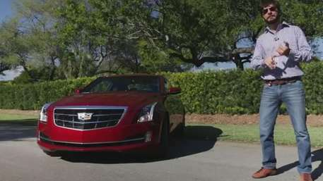 Video Prueba Cadillac ATS Coupe 2015 Video: