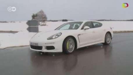 Porsche Panamera S E-Hybrid, en la práctica Video:
