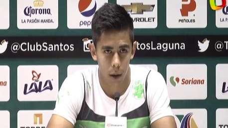 Nestor Calderón ve ante Tijuana una buena oportunidad para salir de mala racha Video: